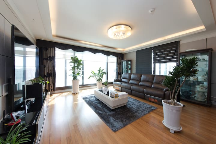Full-equipped flat with a fine view - 파주시 - Apartment