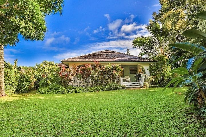Princeville Family Paradise with Yard