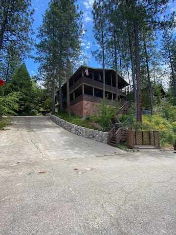 Zuch's Lakeview Cabin With Boat Slip