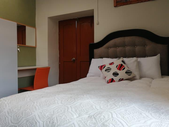 alojamiento privado en el centro de cusco-san blas