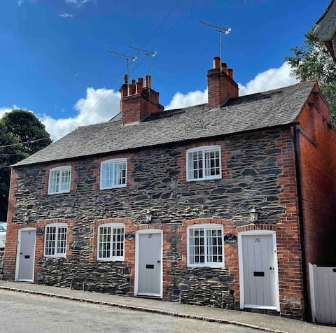 Suttons Cottage in the Heart of Charnwood Forest