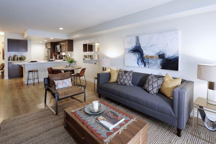 Luxury 1BR Apartment-Cedar Sinai/Beverly Hills