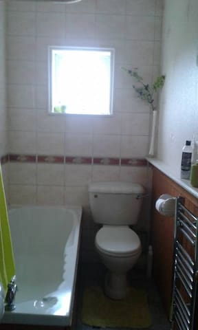 sunny single room - County Durham - Casa