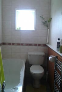 sunny single room - County Durham - Rumah