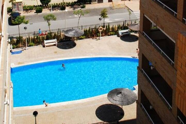 Costa Azahar I - Holiday Apartment