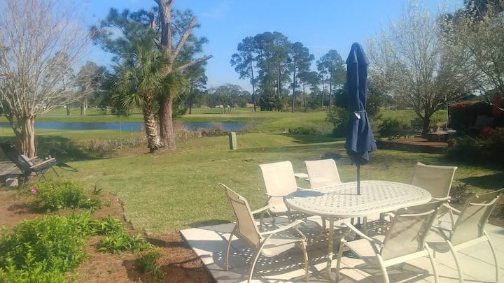 Lost Bay Villa @ Perdido Bay Golf. 5 min to beach!