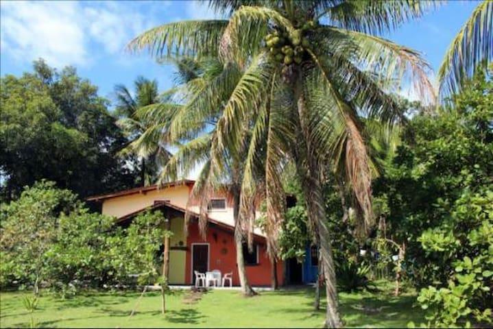 Chalé Praia Moreré (Boipeba, Bahia) - Moreré