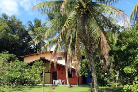 Chalé Praia Moreré (Boipeba, Bahia) - Chalet