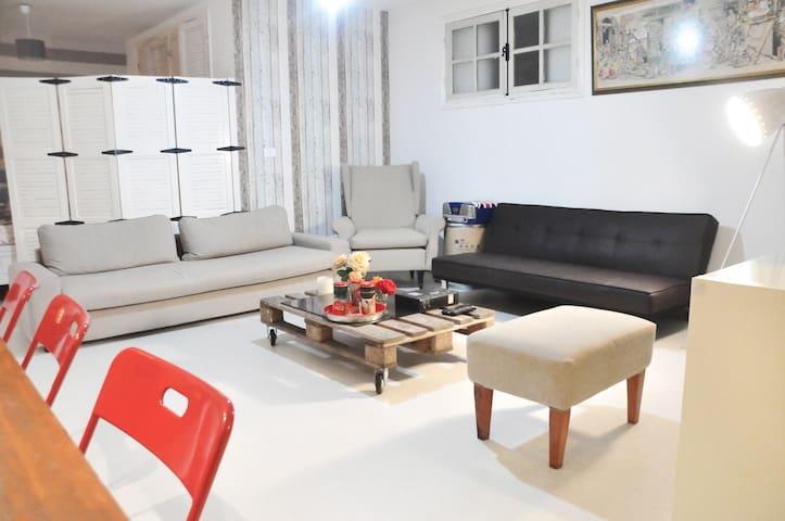 Loft 80 m2 tunisia Manar - Tunis - House