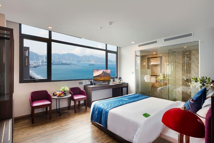Deluxe Sea View - Aaron Hotel