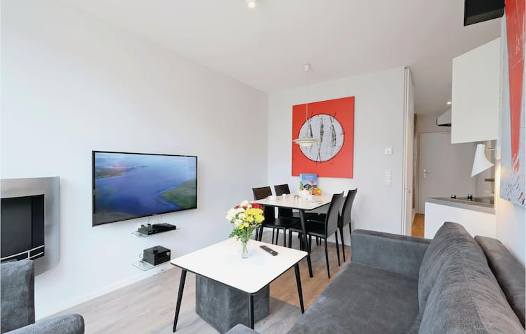 Holiday apartment with 1 bedroom on 37m² in Travemünde Waterfront