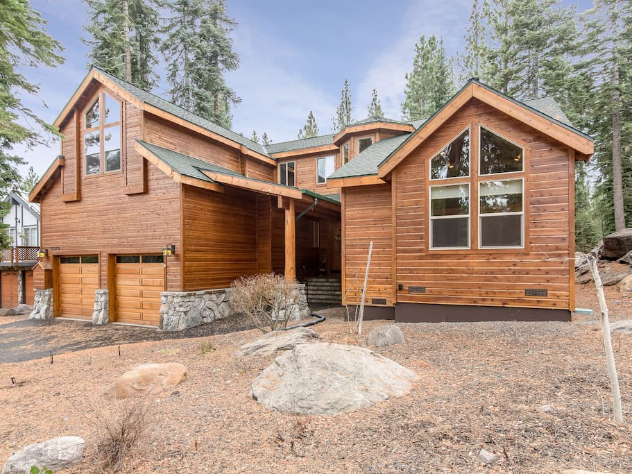 Welcome to Truckee! This beautiful custom home is professionally managed by TurnKey Vacation Rentals.