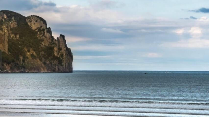 Apto primera línea de playa vistas espectaculares