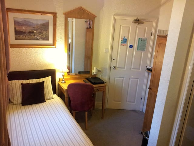 Small Twin En-Suite Room Only