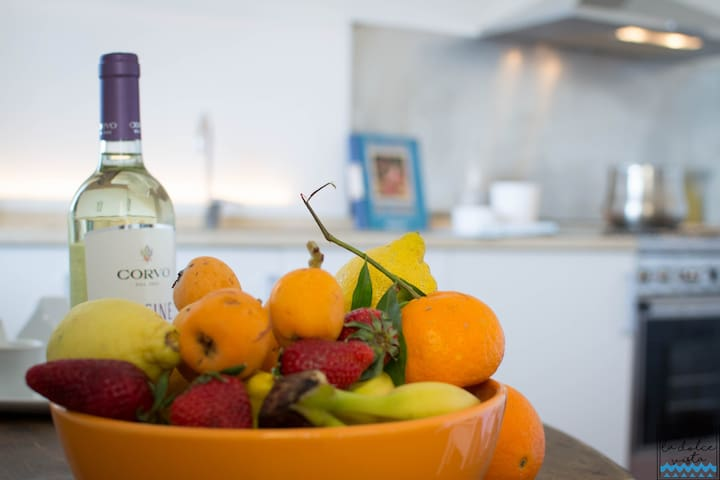Casa Vacanze La Dolce Vista | La cucina