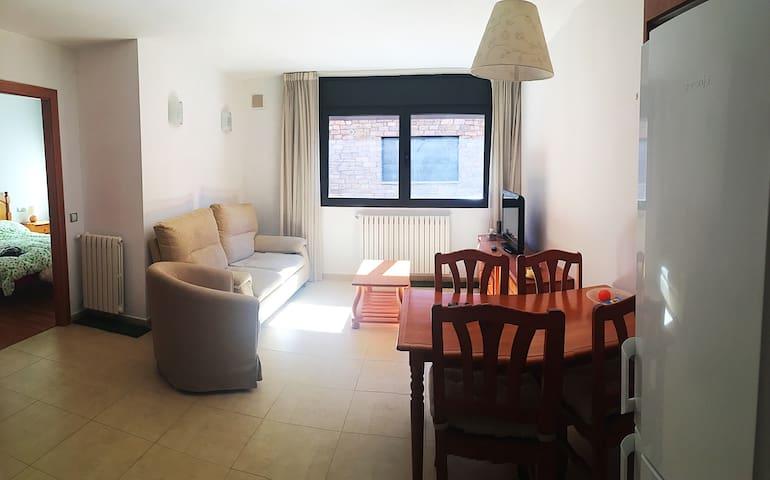 Apartamento en Andorra perfecto para familias - Ransol - Byt