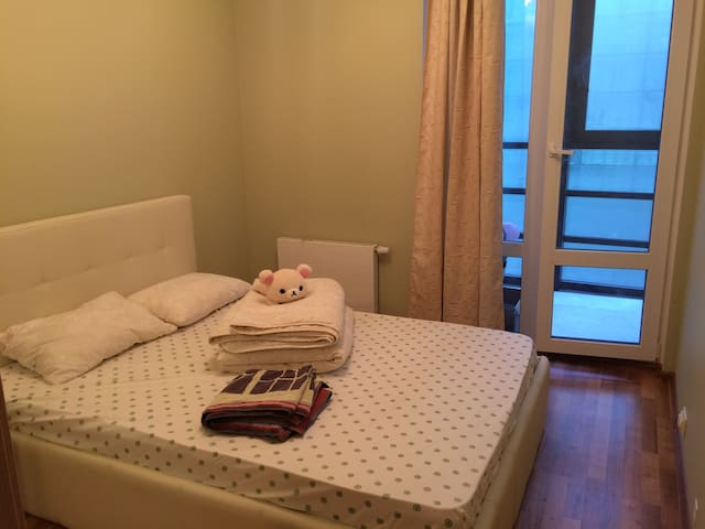 Cosy modern 2 room appartement - Sankt-Peterburg - Departamento