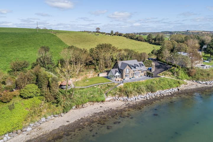Kinsale, luxurious, River Side House, Winward