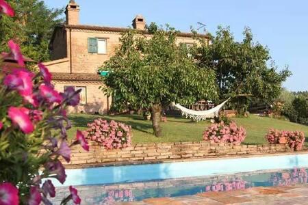 La Casina di Marzia, Country House con piscina