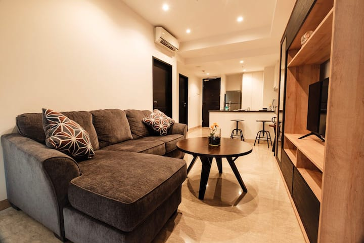 Luxurious 1 BR Apartment in BRANZ BSD CBD
