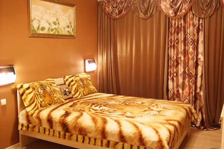 Comfortable daily rent 2-rooms apartment - Sumy