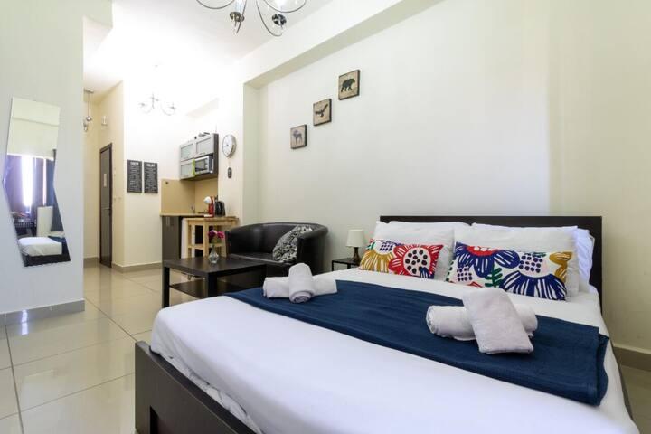 דירה במרכז העיר - apartment in city center