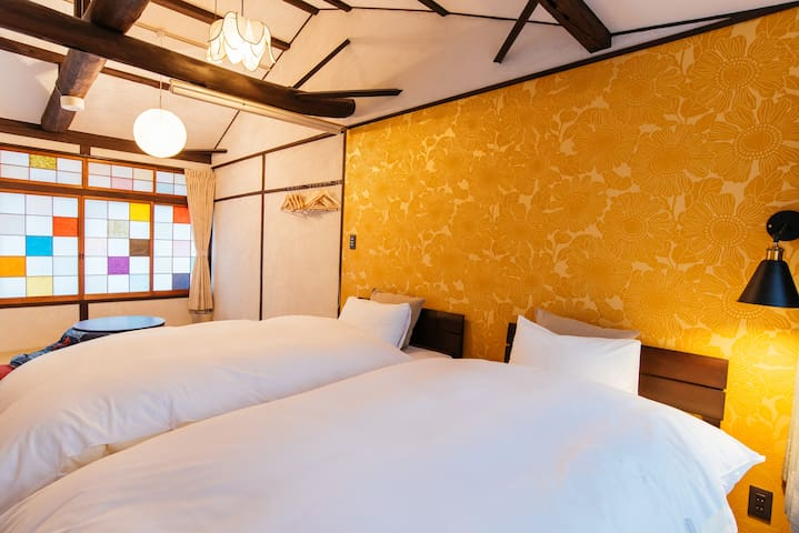 Expo Cottage 3 with Free Bicycles / 52㎡  (560ft²)