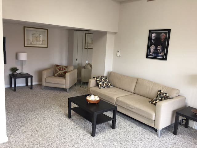 Private pet-friendly apartment. - Reisterstown