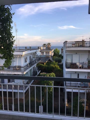 1 bedroom flat in Paralia Dionisiou