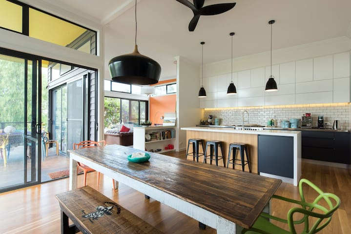 Close to CBD & transport, beautifully renovated - Canterbury - Huis