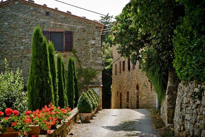 Villa San Pietro - Castiglioncello del Trinoro