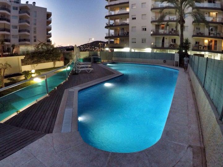 Beautiful flat in Marina de Botafoch