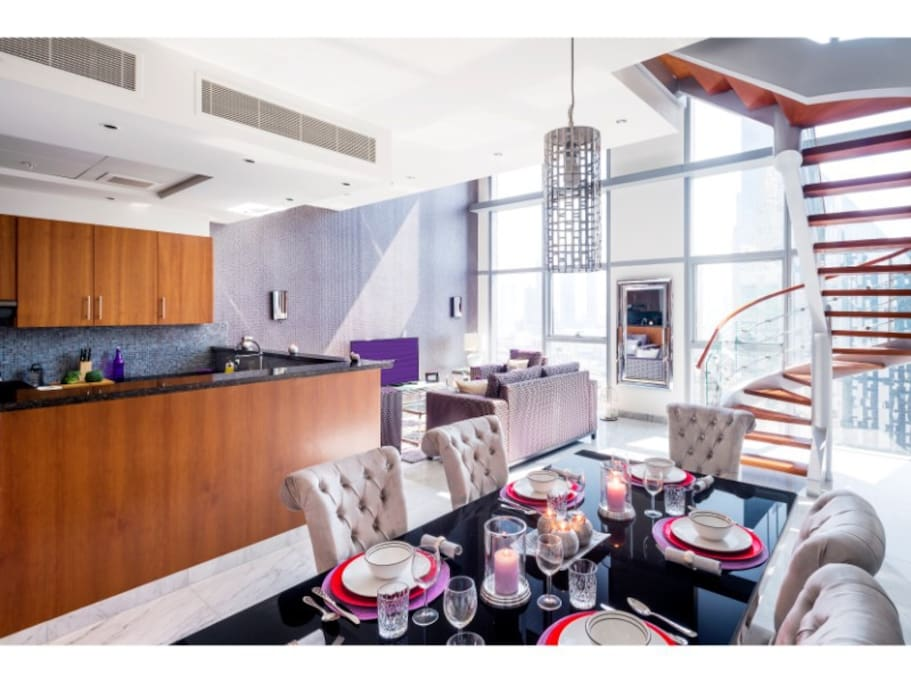 Lavish Duplex Overview
