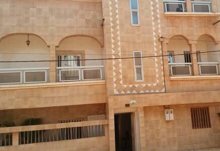 Studio meublé avec balcon