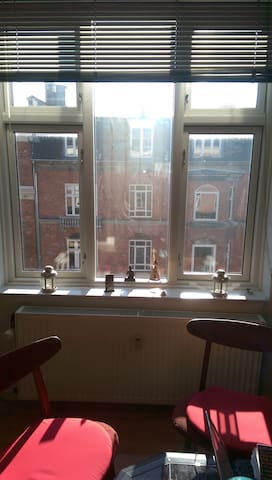 Cosy, centerally located flat
