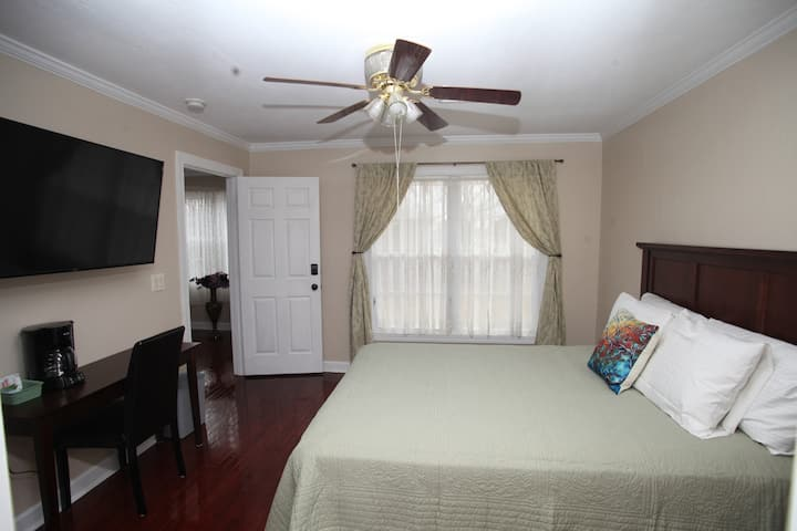 Suite 201 by Aspen Manor. Your home away from home