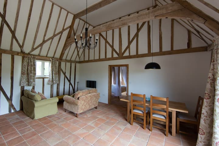 The Rose Barn, Great Lodge Barns