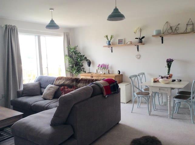 Beautiful new build luxurious flat - Bristol