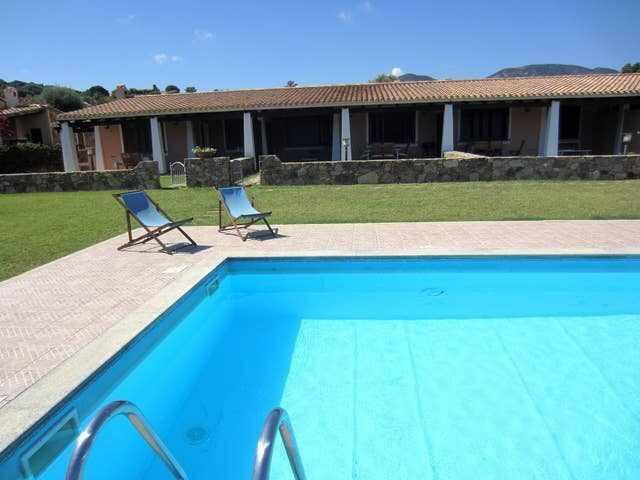 House with pool - WIFI - Residence Abba Urci 3