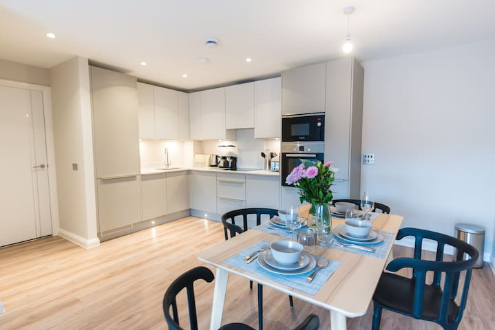 🥂5* BRAND NEW CITY CENTRE APARTMENT🥂
