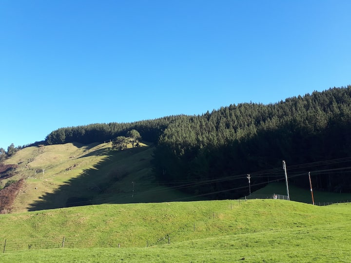 Waiotapu farm stay