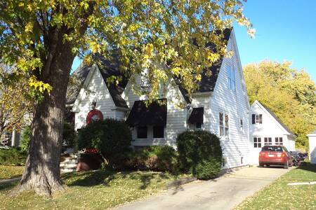 Adorable historic home - Oshkosh - Haus