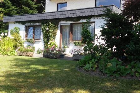 Einliegerwohnung mit großzügigem Garten in Haslach