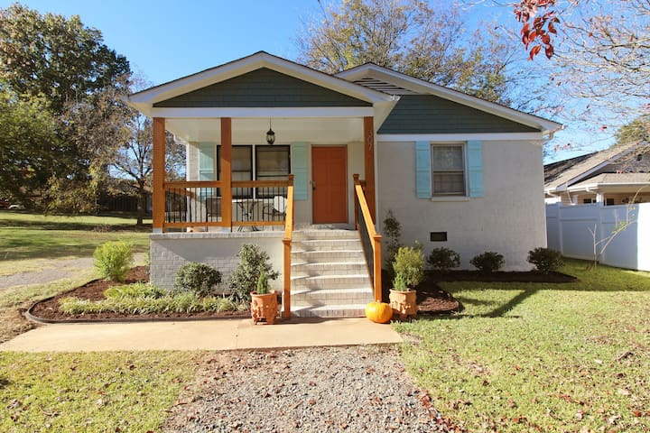 Fort Mill bungalow near Charlotte