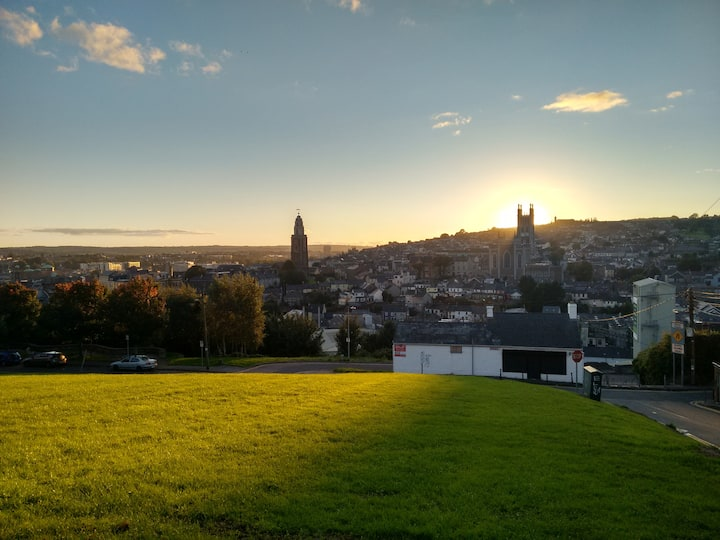Perfect location in Cork city