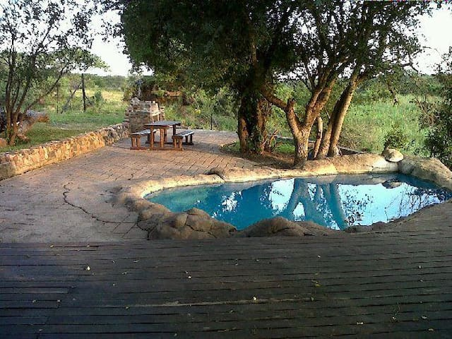 Kingfisher Cottage - Hoedspruit - Chalet