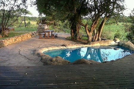 Kingfisher Cottage - Hoedspruit