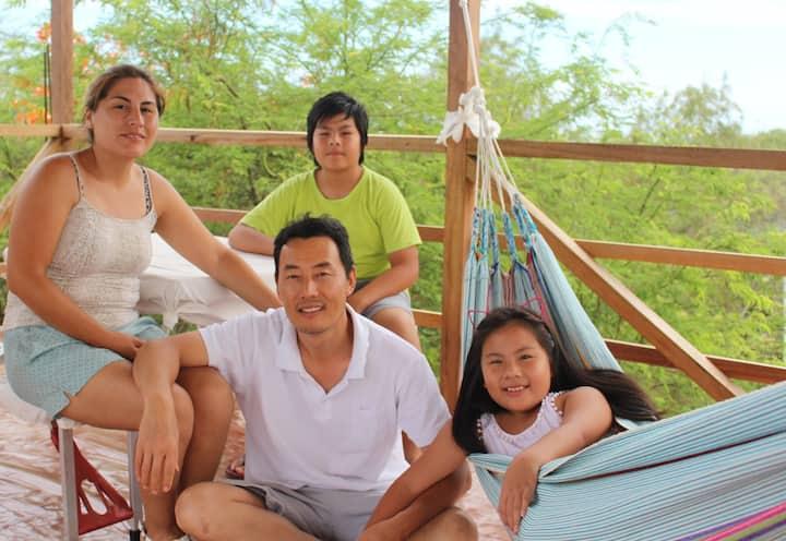 Casa de Playa bungalow Zorritos - Tumbes