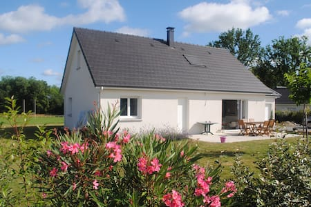 Maison contemporaine entre l'océan et les pyrénées - Serres-Castet - Hus