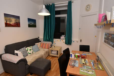 Entire flat in Morningside - Edinburgh